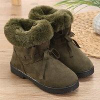 高帮保暖棉拖鞋全包跟女卡通可爱居家棉靴防滑加厚底