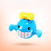 可爱调皮鲸鱼浴室戏水爱上洗澡婴儿宝宝洗澡沐浴玩具