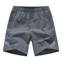 运动裤男士运动短裤五分裤休闲弹力裤子 AQ-K02