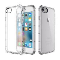 ROCK 洛克 苹果7手机壳 iPhone7 iphone7 plus 硅胶防摔7P透明软套保护外壳4.7寸全包5.5寸