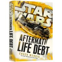 华研原版 原力觉醒前传 Star Wars Aftermath Life Debt 星球大战 余波 生命债 英文原版小