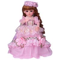 多丽丝  智能娃娃嘴动会说话12关节可动静态版娃娃女孩玩具套装 卡蜜拉动嘴版