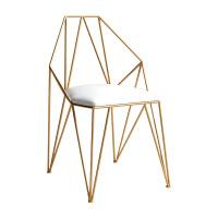 北欧现代简约家用靠背椅子餐椅咖啡厅休闲椅生活馆民宿
