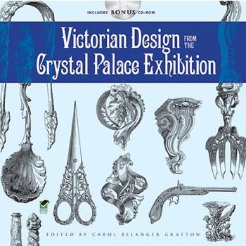 【预订】Victorian Design from the Crystal Palace Exhibition  Includes CD-ROM 预订商品,需要1-3个月发货,非质量问题不接受退换货。