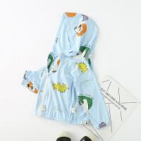 宝宝防晒衣夏季女男童外套春秋装婴儿空调衫儿童防晒服轻薄潮