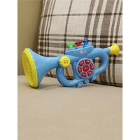 小喇叭玩具 号角婴儿男孩儿童吹奏乐器小号初学宝宝吹的玩具