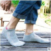 春夏季薄款男士袜子短袜男棉袜低腰低帮短筒袜运动吸汗复古船袜潮