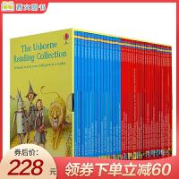 The Usborne Reading Collection 40 books我的第三个图书馆套装(共40册)这些书采用华丽插图和浅显易懂的故事情节,让儿童可以逐渐自行阅读较大部分的内容