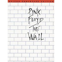 【预订】Pink Floyd - The Wall: Guitar Tab