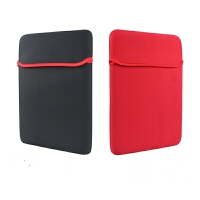 笔记本电脑内胆包15.6 14英寸戴尔灵越飞匣15ER-3725B 14ER-3525B 外黑里红 正反两用