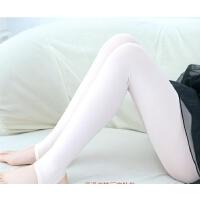 女童踩脚裤袜 儿童踩脚打底裤 春秋夏季 薄款连裤袜丝袜子