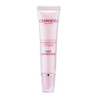 自然堂(CHANDO)娇颜粉嫩保湿眼霜20g 淡化眼部细纹补水保湿