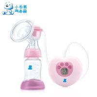 小白熊 心悦电动产妇吸奶器 液晶屏孕妇吸乳器挤乳器 HL-0882L