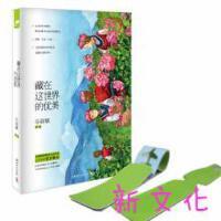 【二手旧书95成新】藏在这世界的优美毕淑敏湖南文艺出版社9787540469184