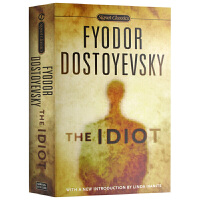 现货正版 The Idiot 白痴 英文原版 Fyodor Dostoyevsky 陀思妥耶夫斯基 英文版进口英语小说