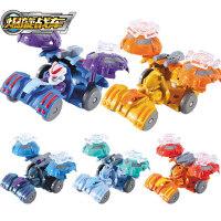 儿童益智爆旋战车玩具变形飞车赛尔号蛋爆精灵爆裂暴击战车雷伊