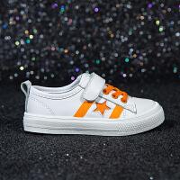 儿童运动鞋女童春秋小白鞋板鞋夏季男童鞋子
