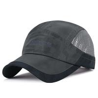 帽子夏季新款韩版棒球帽透气速干男女士户外时尚遮阳防晒帽鸭舌帽