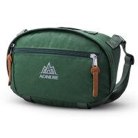户外休闲单肩斜挎包运动包时尚简约多功能手提拎包背包防水