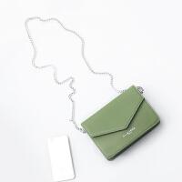 链条信封小包包手机包单肩斜挎时尚新款夏日简约小清新女包