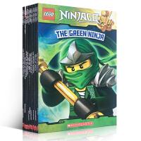 顺丰发货 乐高幻影忍者系列 17册全套集 英文原版进口 Lego Ninjago Reader 全彩初级阅读  7-12岁 lego 乐高超人气读本系列 儿童英语阅读分级读物