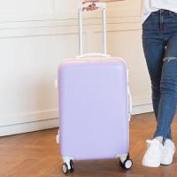 行李箱女拉杆箱旅行箱学生皮箱子密码箱24寸26寸万向轮韩版小清新