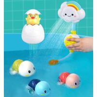 �和�洗澡花����^��涸贫��水沐浴玩具����淋浴�蛩�男孩女孩澡盆