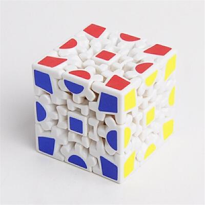 国产齿轮魔方 三阶齿轮魔方 齿轮3阶 异形魔方 儿童玩具