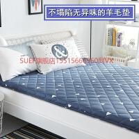 羊毛床垫榻榻米床加厚双人床褥子家用米垫被单人学生被褥