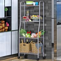 厨房置物架 落地浴室层架卫生间卧室客厅收纳储物整理架子
