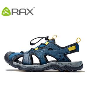RAX户外凉鞋 男凉拖鞋女透气沙滩鞋防滑凉鞋超轻徒步鞋