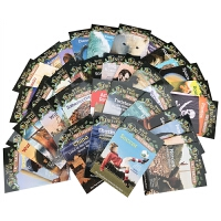 英文原版 神奇树屋 儿童绘本 Magic Tree House Fact Tracker 37册套装