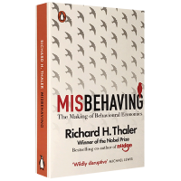 错误的行为 英文原版 Misbehaving The Making of Behavioural Economics