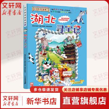 湖北寻宝记/大中华寻宝记系列7 二十一世纪出版社集团 【文轩正版图书】
