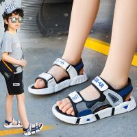 女童凉鞋男童沙滩鞋夏季儿童公主鞋夏季中大童学生凉鞋女孩鞋