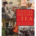 【预订】A Social History of Tea Tea's Influence on Commerce, Cu