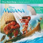 英文原版 迪斯尼 海洋奇缘莫阿娜 Moana 有声独立阅读系列 附CD