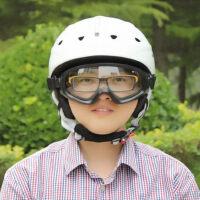 户外运动防风镜摩托车风镜 防风沙防起雾眼镜 大视野可罩近视护目镜