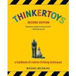 【预订】Thinkertoys A Handbook of Creative-Thinking Techniques