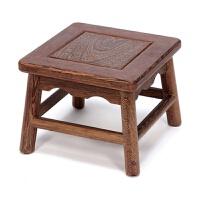 20190611015641846中式仿古实木小凳子板凳家具木小方凳矮凳餐凳椅子换鞋凳
