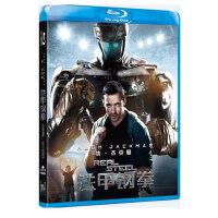 正版高清蓝光电影 铁甲钢拳 BD50光盘碟片 英语 1080p