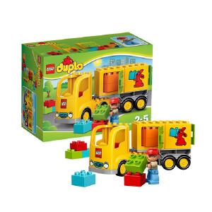 [当当自营]LEGO 乐高 duplo得宝系列 趣味卡车 积木拼插儿童益智玩具 10601