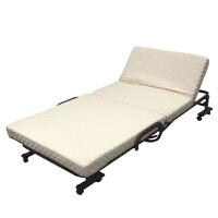 家用折叠床隐形单人床办公室午休午睡床简易陪护床保姆床酒店加床