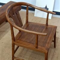 老榆木方桌餐桌椅组合新中式茶桌椅组合全实木家具四方桌八仙桌