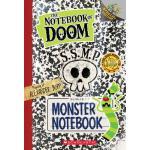 【预订】Monster Notebook: A Branches Special Edition (the Noteb