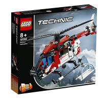 【当当自营】LEGO乐高积木机械组Technic系列42092 8岁+救援直升机