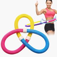 ��簧呼啦圈�性呼拉圈大�加重加重�和�健身圈