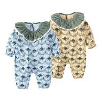 婴儿连体衣服宝宝新生儿0岁个月可爱1季2装冬季冬装睡衣