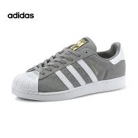 Adidas/阿迪达斯Superstar Suede经典鞋贝壳头运动休闲板鞋S75141