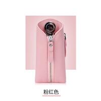 钥匙包女士韩国真皮锁匙包时尚个性零钱小清新腰挂用拉链匙钥包